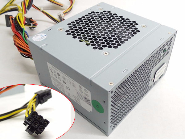 Alimentatore pc desktop  DELL HU460AM-00