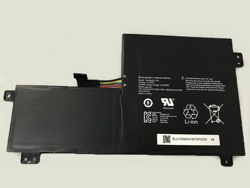 Notebook Batteria 1002000011531