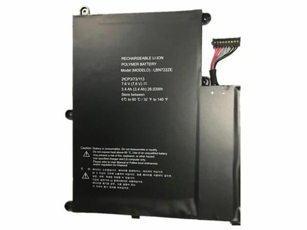 Batteria tablet LBN722ZE
