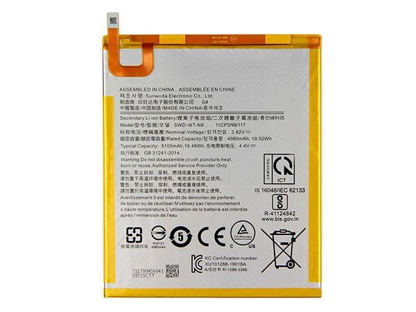 Batteria tablet SWD-WT-N8