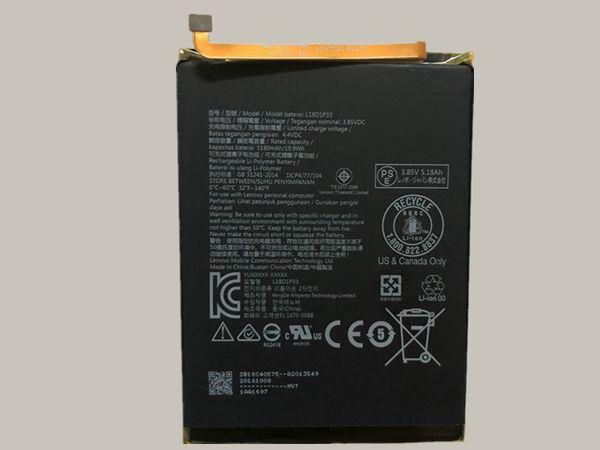 Batteria tablet L18D1P33
