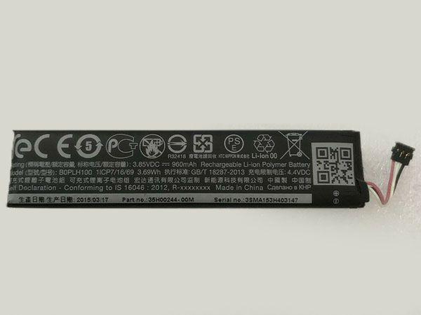 BATTERIA 960MAH-BOPLH100(35H00244-00M)-VIVE-CONTROLLER
