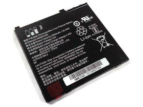 Batteria tablet 5900MAH-AMME2360(1ICP4/57/98-2)-AAVAMOBILE