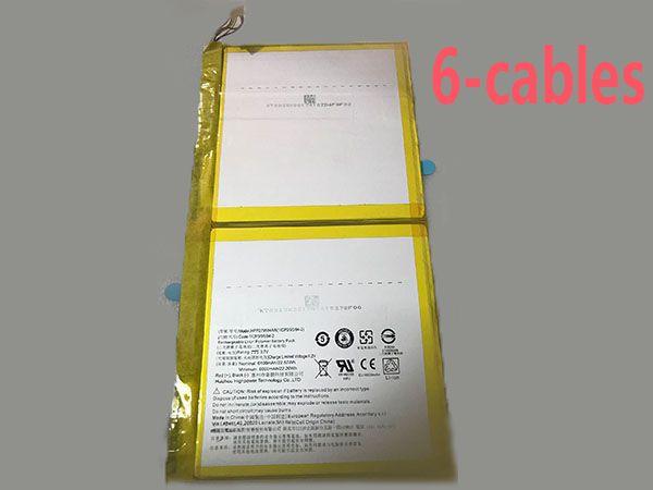 Batteria tablet 6000MAH-HPP279594AB-ICONIA-B3-A40