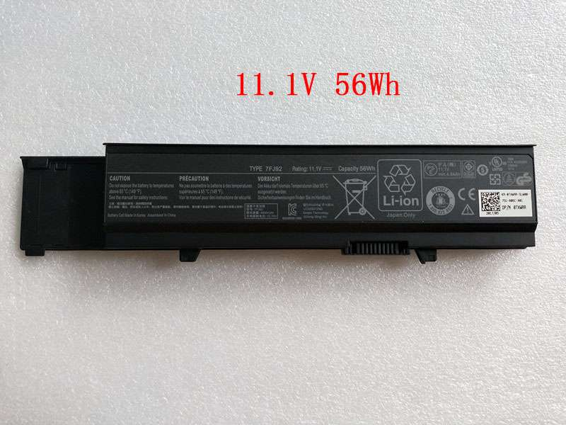 Notebook Batteria 7FJ92