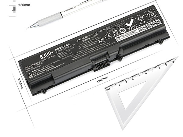 Notebook Batteria E40