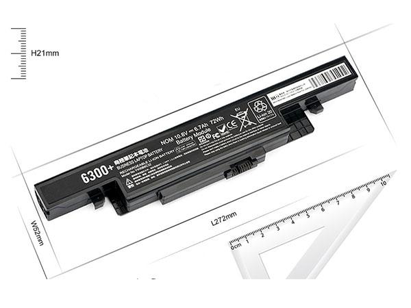 Notebook Batteria L11L6R02