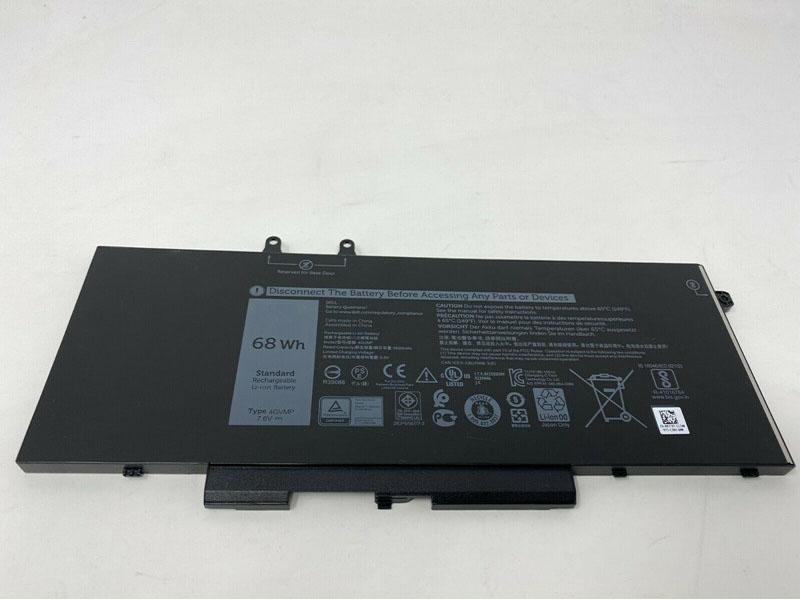 Notebook Batteria 4GVMP