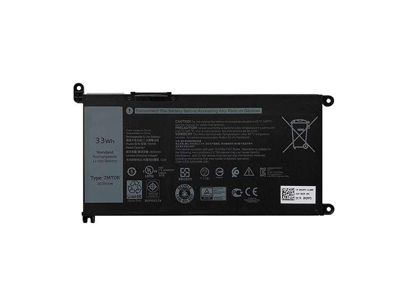 Notebook Batteria 7MT0R