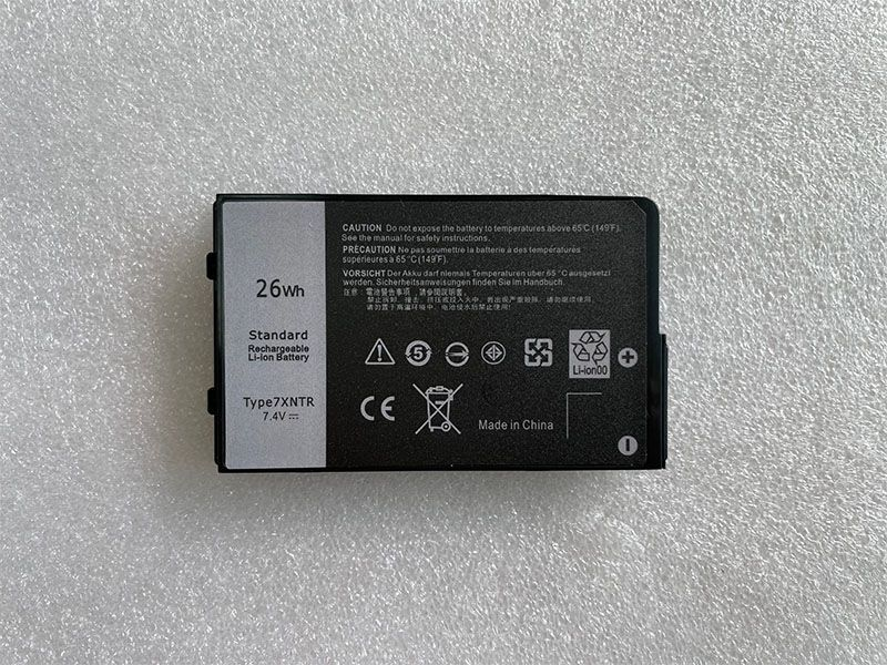 Notebook Batteria 7XNTR