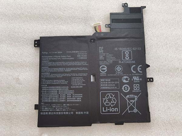 Notebook Batteria C21N1701