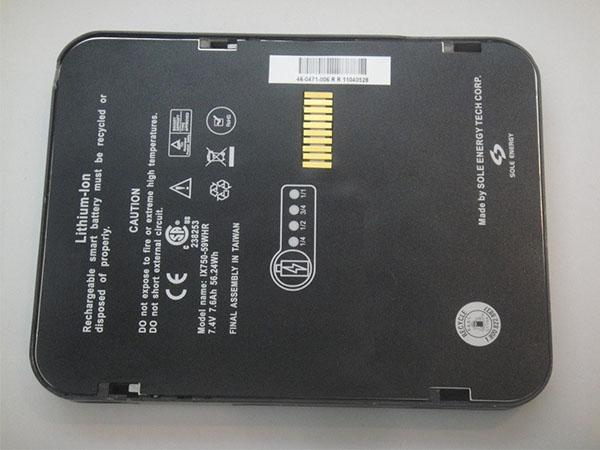 Notebook Batteria IX750-59WHR