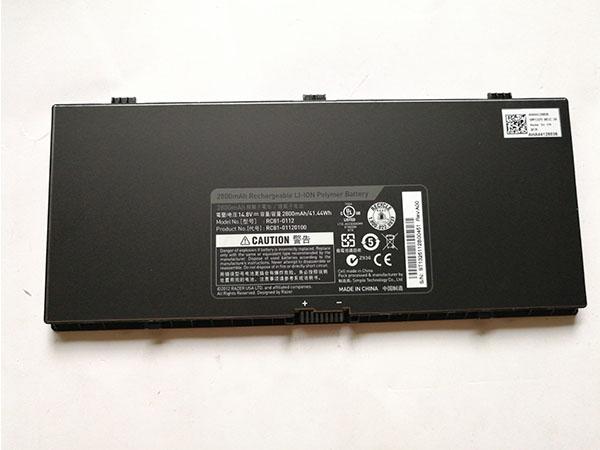 Notebook Batteria RC81-0112