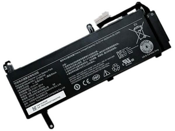 Notebook Batteria G15B01W