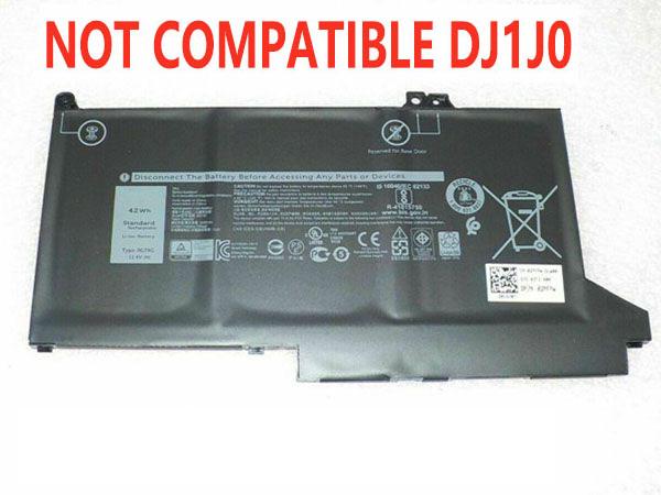 Notebook Batteria 0G74G