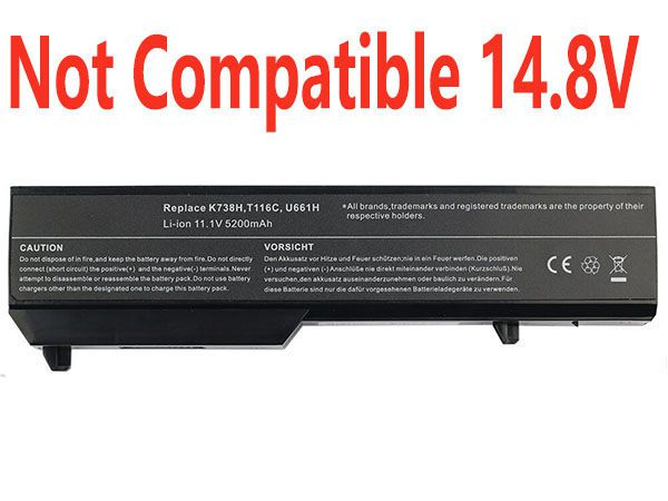 Notebook Batteria T116C