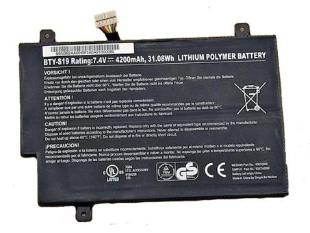 Batteria tablet BTY-S19