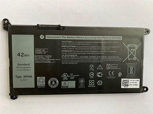 Notebook Batteria JPFMR