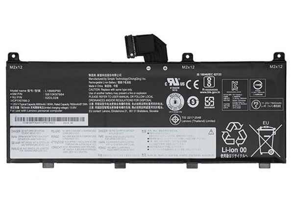 Notebook Batteria L18C6P90