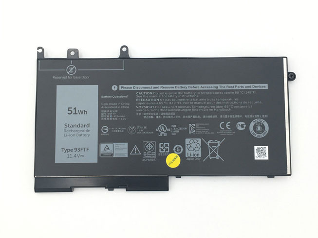 Notebook Batteria D4CMT