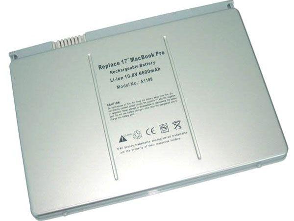 Notebook Batteria A1189
