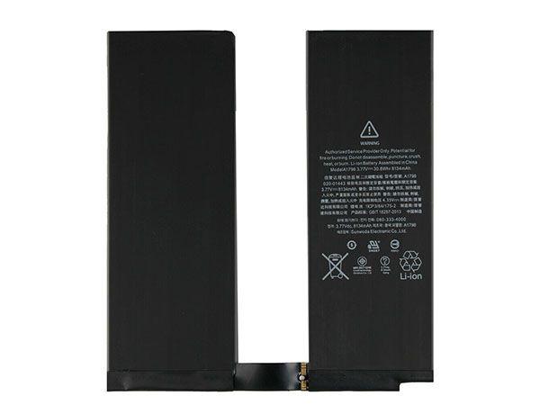 Batteria tablet A1798
