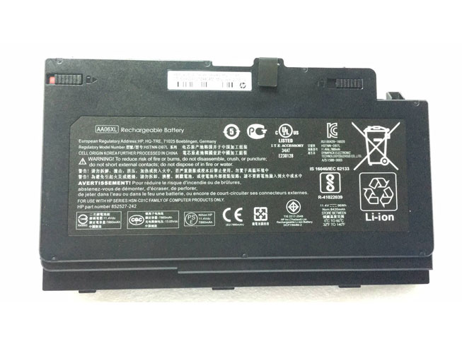 Notebook Batteria AA06XL
