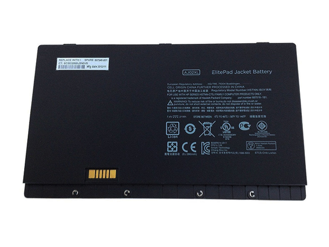 Batteria tablet AJ02XL