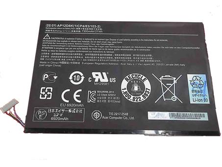 Notebook Batteria AP12D8K
