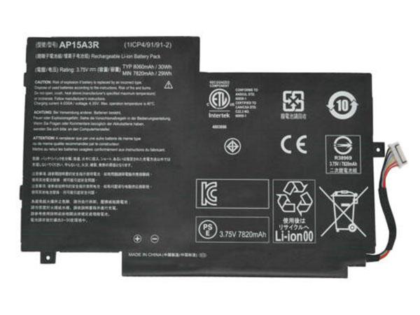 Notebook Batteria AP15A3R