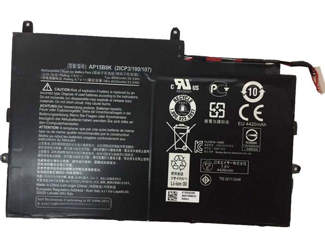 Notebook Batteria 2ICP3/100/107