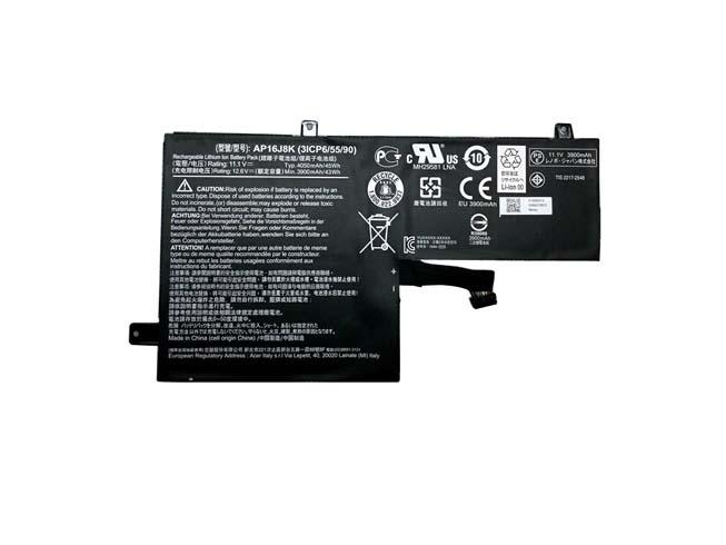 Notebook Batteria AP16J8K