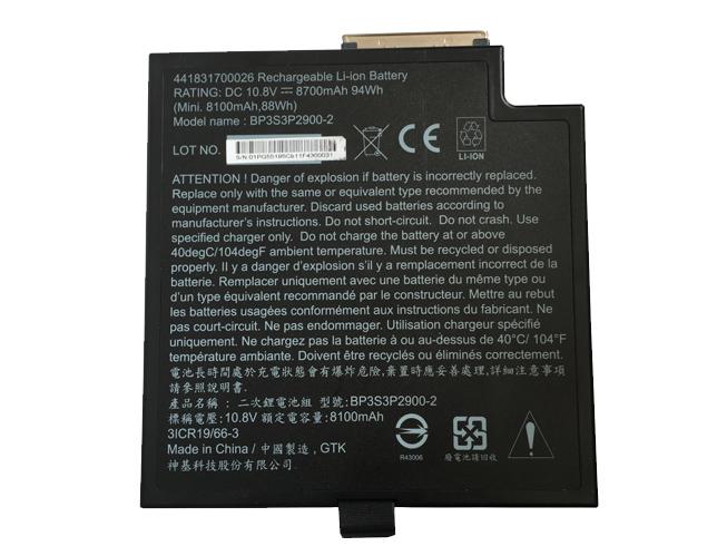 Notebook Batteria BP3S3P2900-2