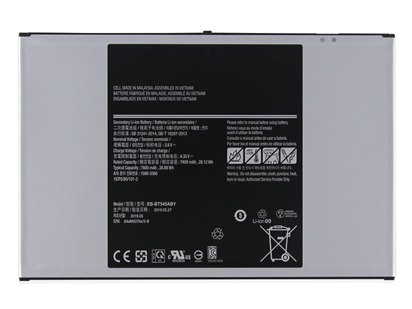 Batteria tablet EB-BT545ABY