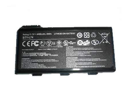 Notebook Batteria MS-1682