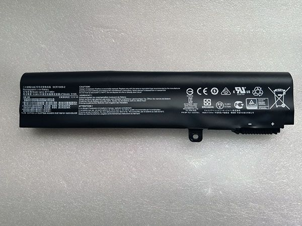 Notebook Batteria BTY-M6H