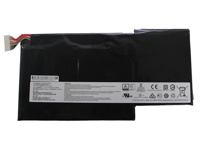 Notebook Batteria BTY-M6J