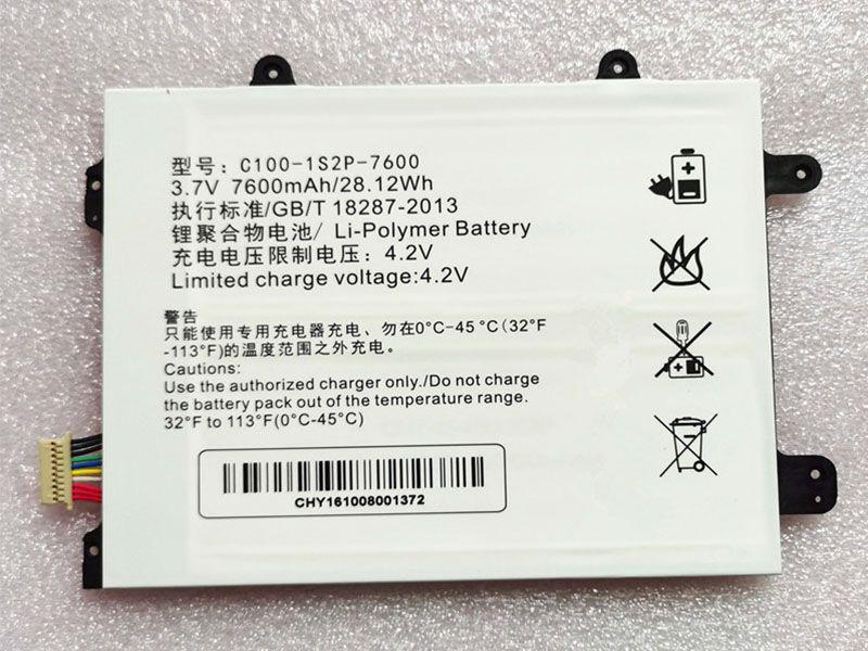 Batteria tablet C100-1S2P-7600