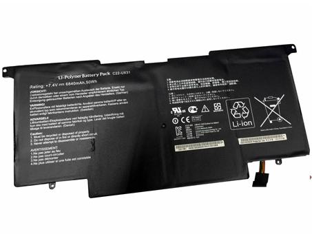 Notebook Batteria C22-UX31