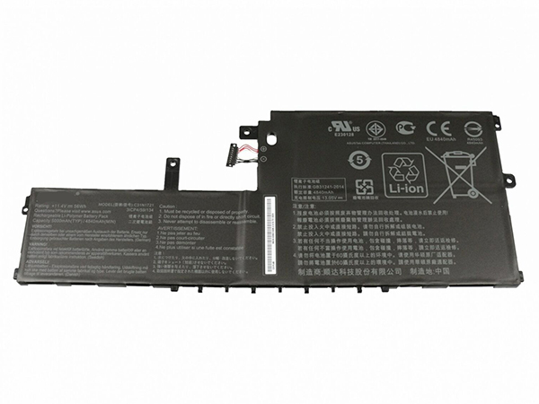 Notebook Batteria C31N1721
