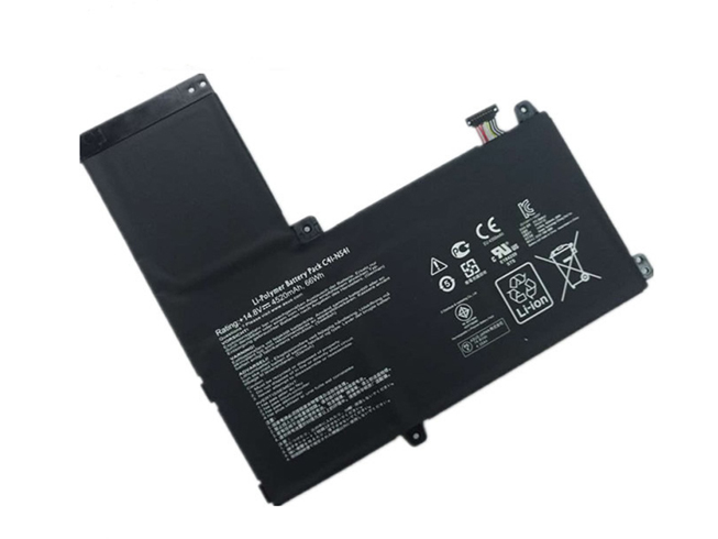 Notebook Batteria C41-N541