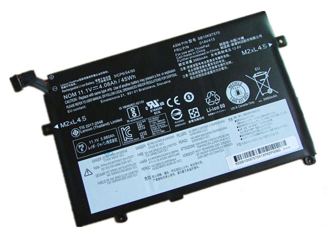 Notebook Batteria 01AV411