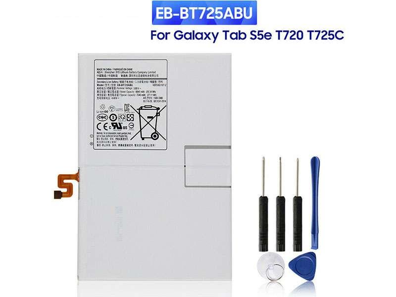 Batteria tablet EB-BT725ABU
