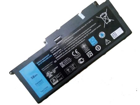 Notebook Batteria F7HVR