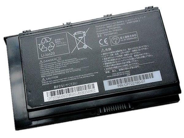 Notebook Batteria FPCBP524