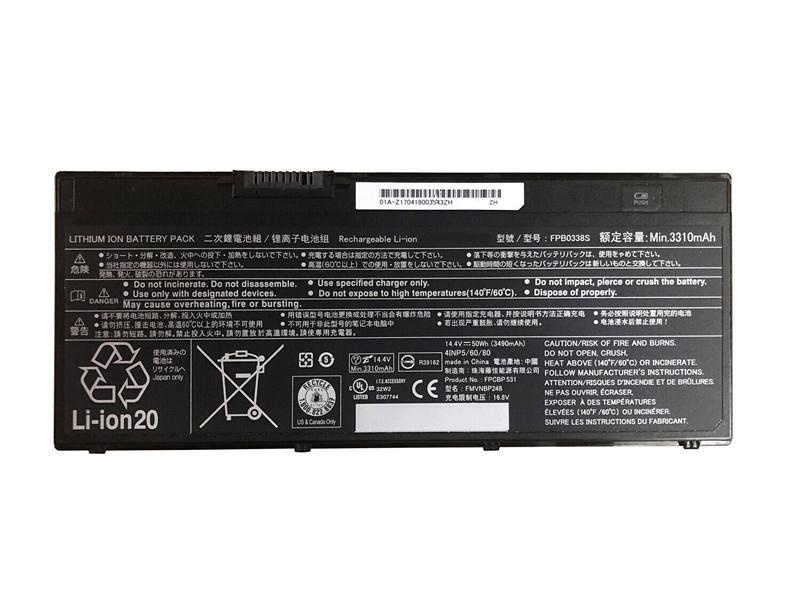 Notebook Batteria FPB0338S