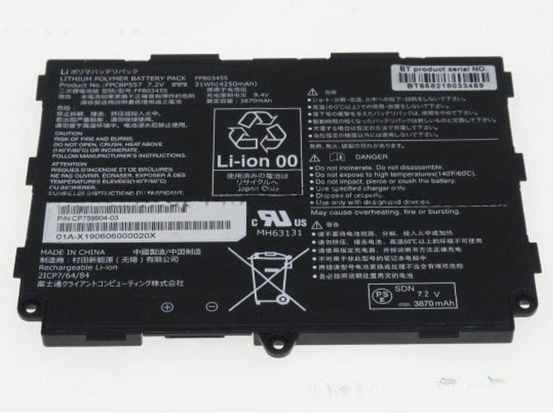 Notebook Batteria FPB0345S