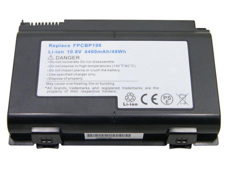 Notebook Batteria FPCBP198