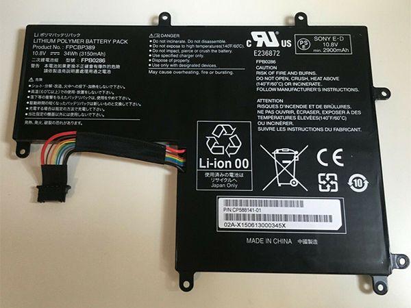 Notebook Batteria FPCBP389