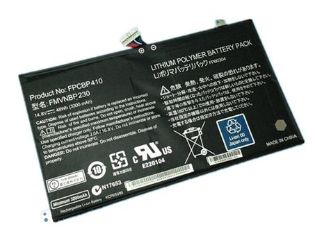 Notebook Batteria FMVNBP230